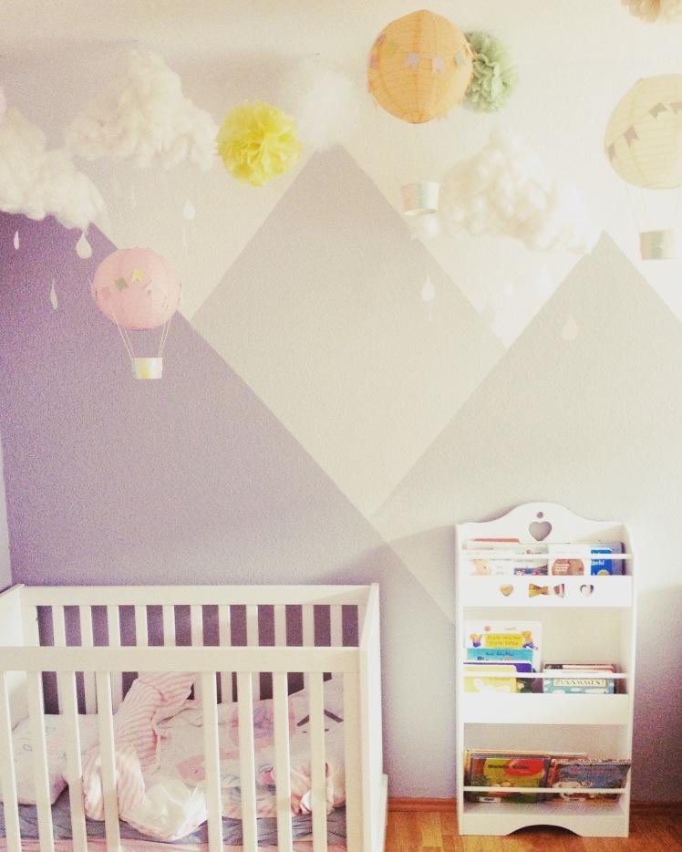 In den Wolken ° Deko-Ideen für ein nordisches Kinderzimmer – HAMMAmama