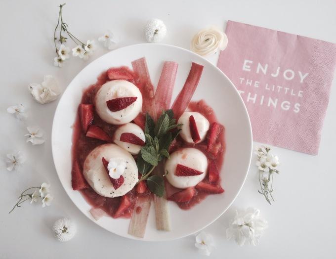 Die besten Rezepte mit Spargel und Erdbeeren