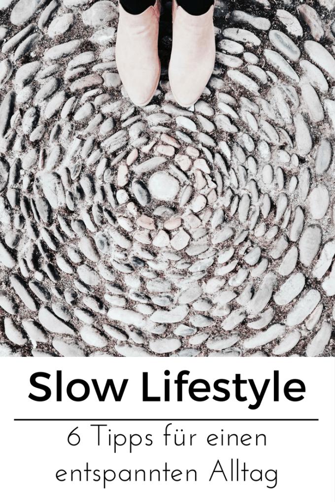 Inspiration für Slowlife - 6 wirkungsvolle Tipps für einen entspannten Mama-Alltag