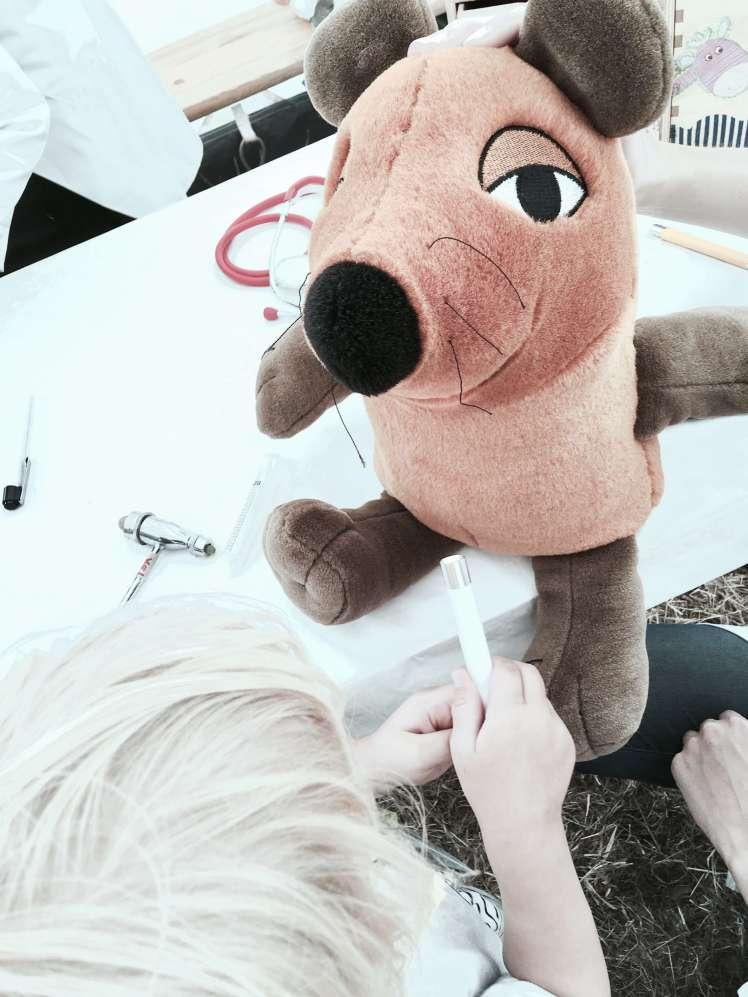 DIY: Teddybärenkrankenhaus