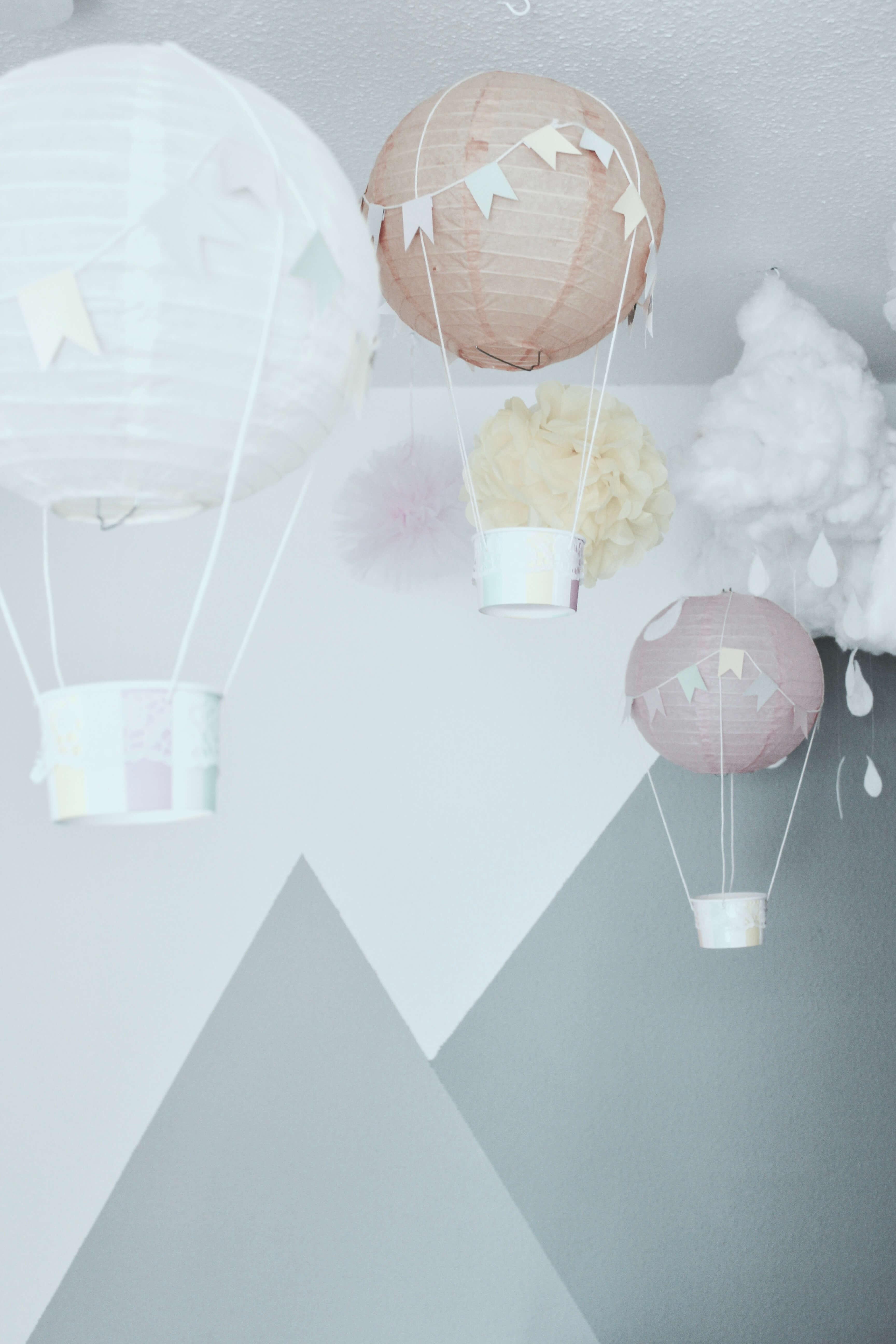 babyzimmer deko basteln selbst gestalten originelle. Black Bedroom Furniture Sets. Home Design Ideas