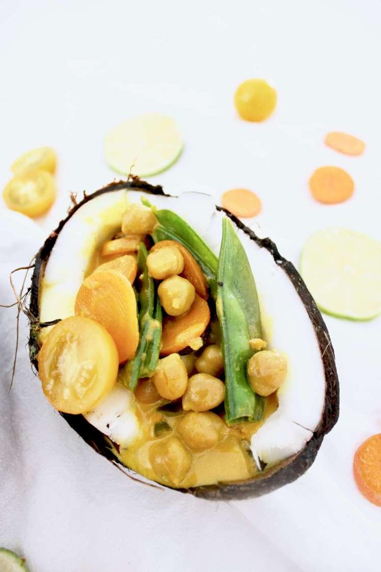 DIY-Rezept: Kichererbsen-Korma-Curry selber machen