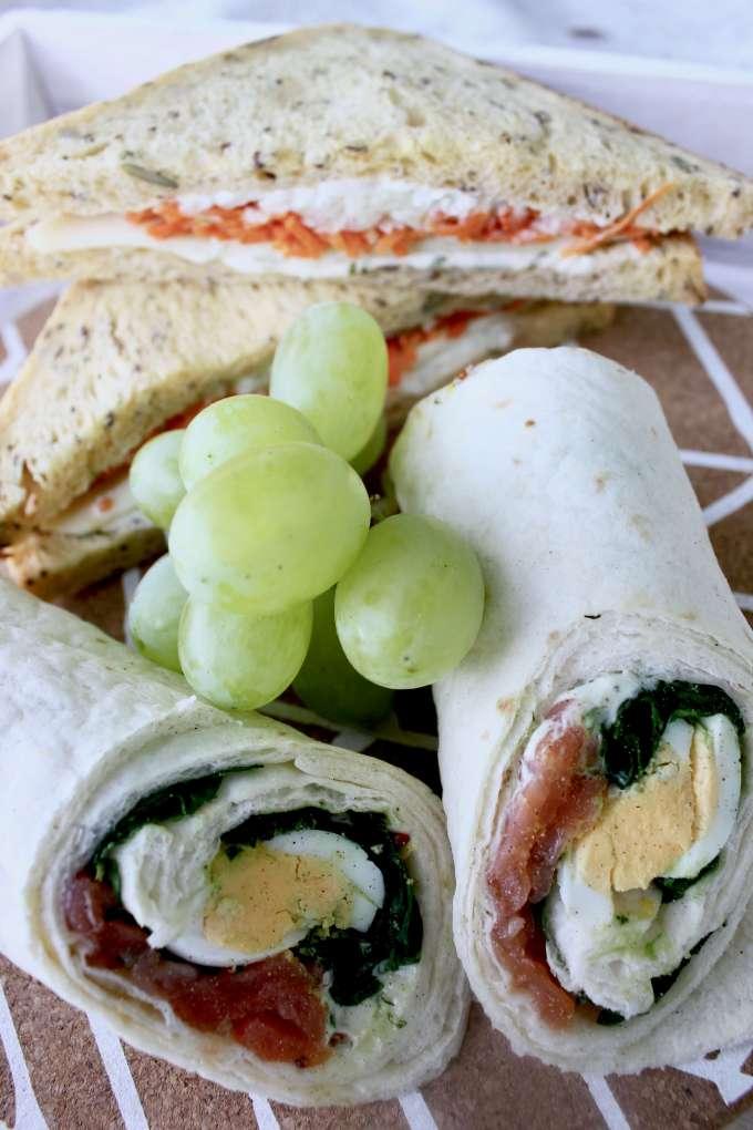 Deko-Inspiration für ein Strand-Picknick mit Rezept für Picknick-Snacks