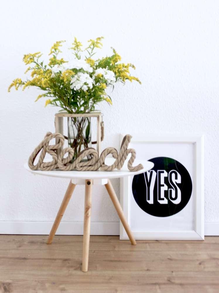 DIY Blumenstrauß aus Gartenblumen selber machen
