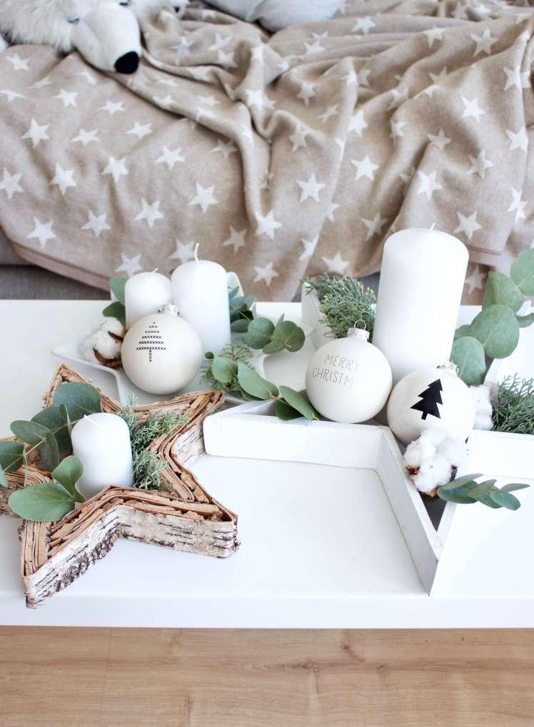 au ergew hnliche adventskr nze sind dein ding idee f r eine adventskranz deko mit eukalyptus. Black Bedroom Furniture Sets. Home Design Ideas