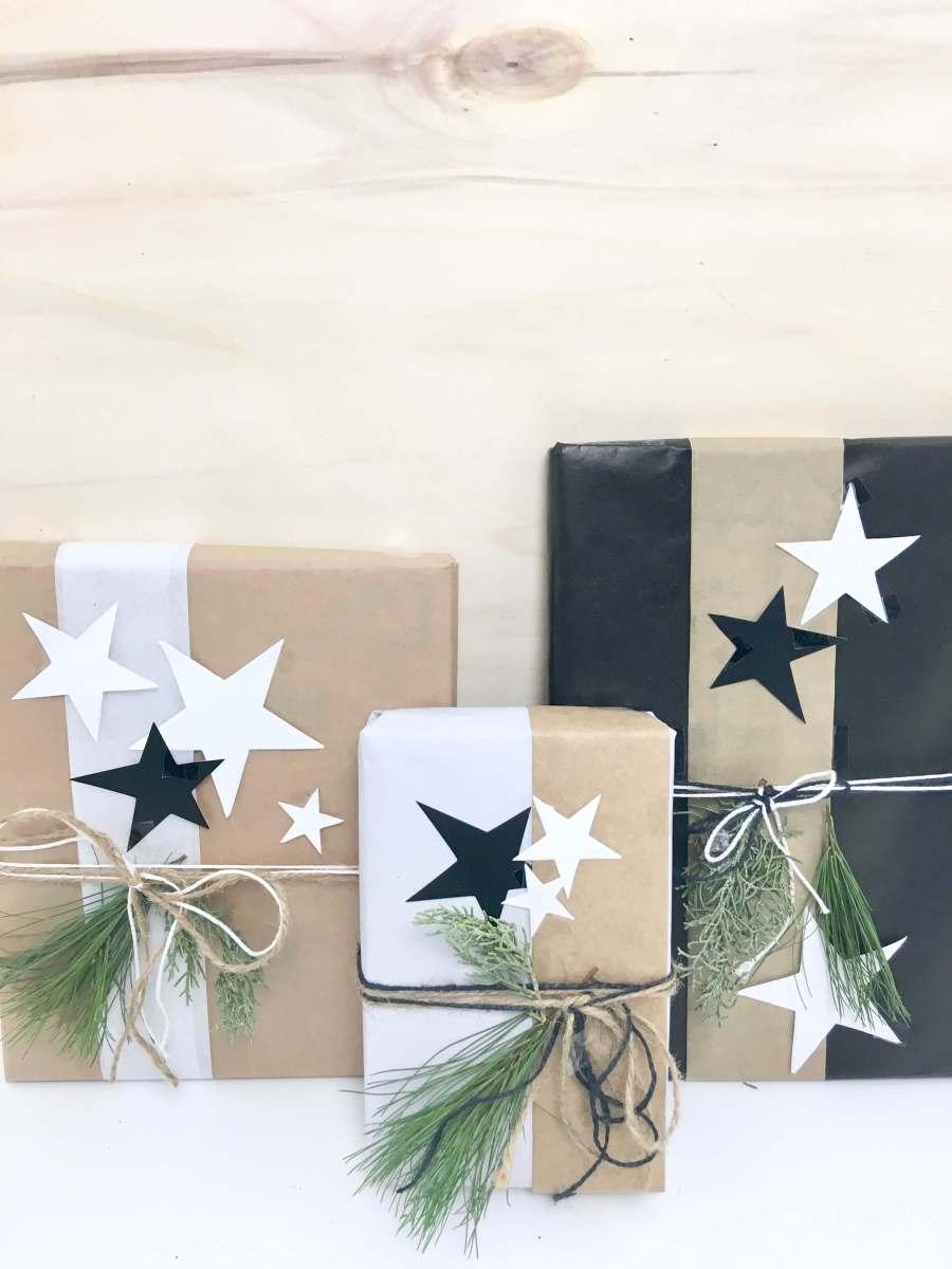 DIY-Dekoration ° So kannst du Geschenke für Weihnachten besonders schön verpacken