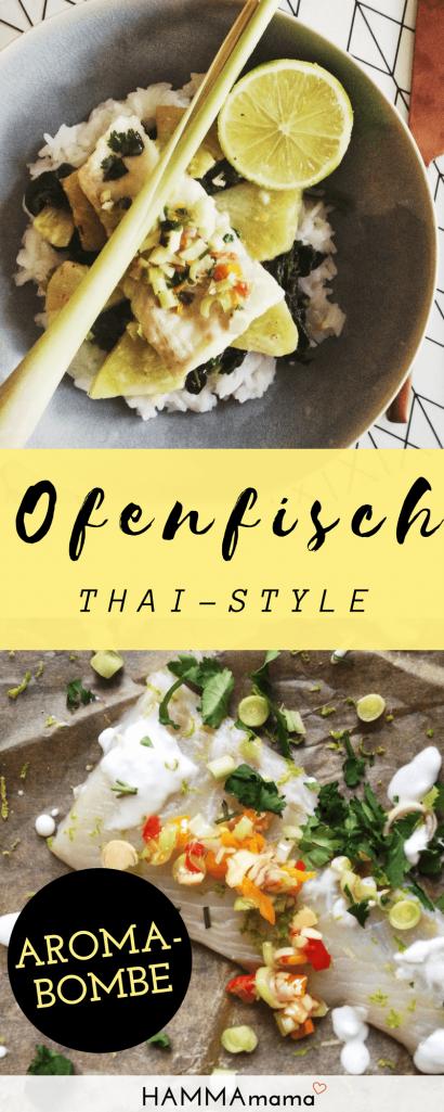 Low Carb Rezept für Fisch aus dem Ofen