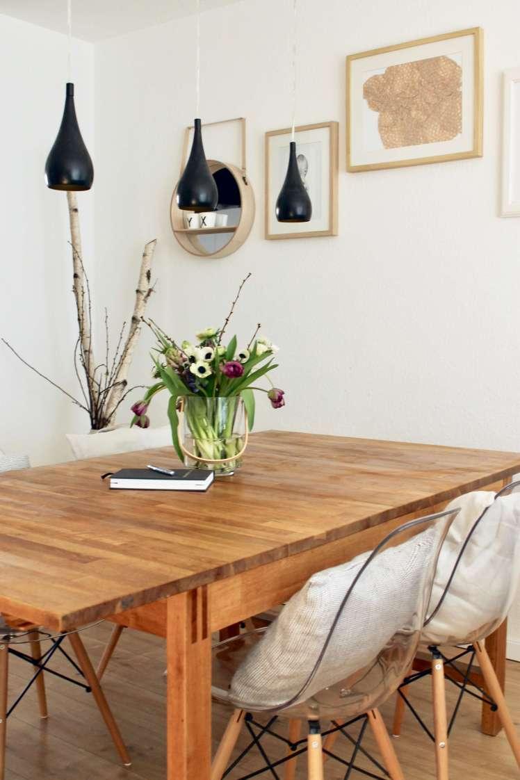 Mein skandinavischer Wohnstil ° Das Esszimmer und ein paar Tipps zum ...
