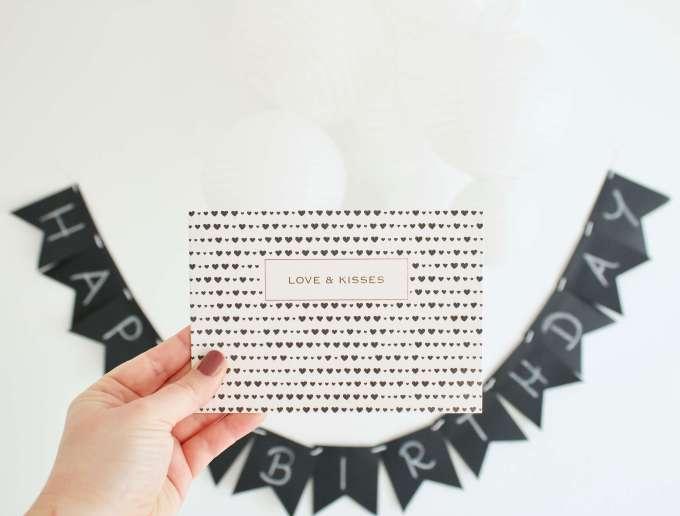 Lama-Alpaka-Freebie Printable Cake Topper für deine nächste Geburtstag-Party
