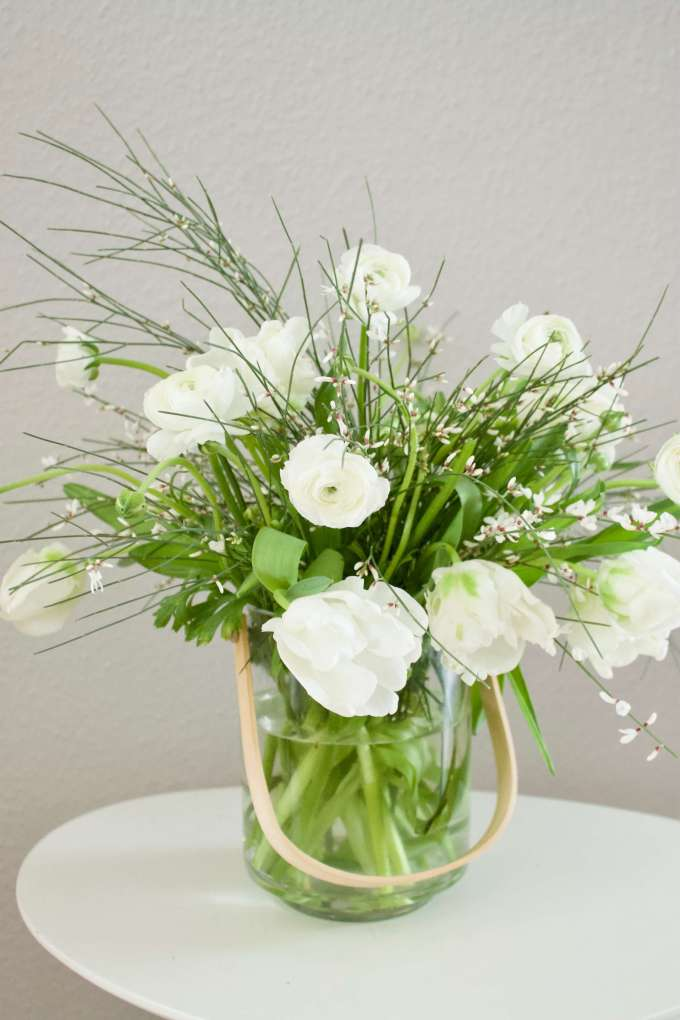 DIY Blumen Deko selber machen