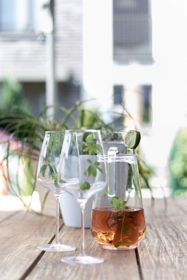 Deko-Ideen für Garten und Terrasse: skandinavisch gestalten mit Pflanzen