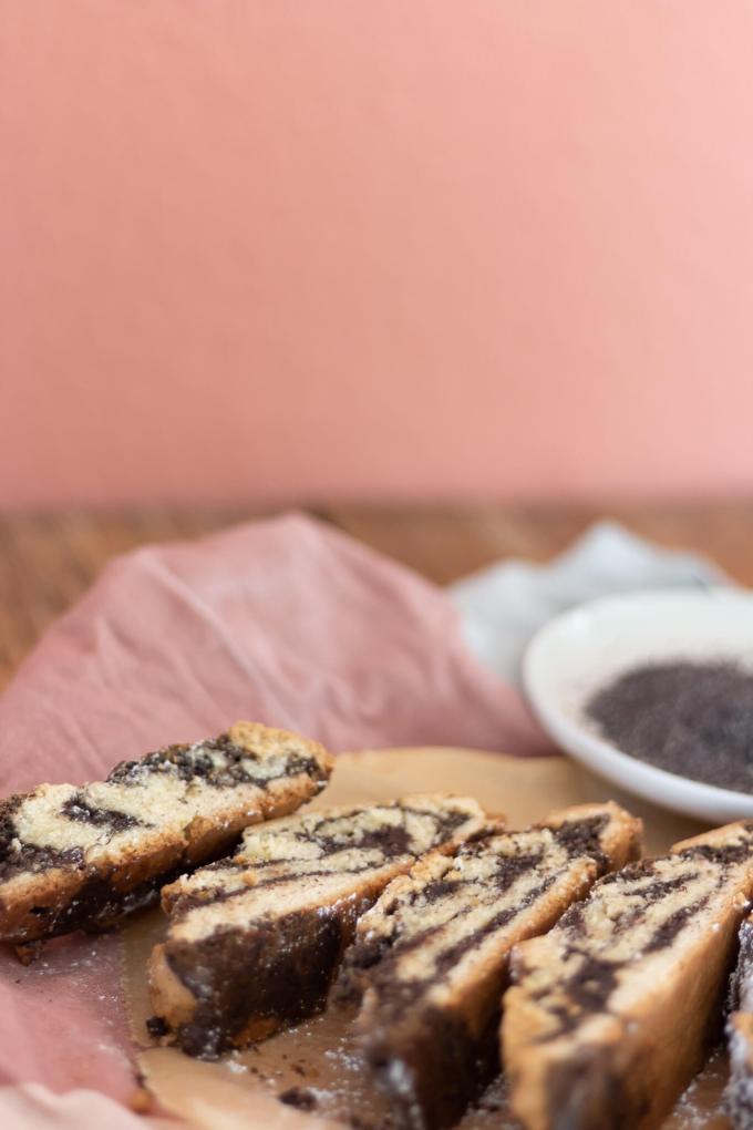 Schokoladen-Mohn-Babka - Rezept für Hefekuchen mit Mohnfüllung und Schokolade